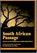 Cover of: South African pasage |