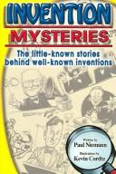 Cover of: Invention Mysteries | Paul Niemann