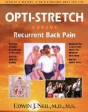 Cover of: Opti-stretch Versus Recurrent Back Pain
