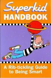 Cover of: Superkid Handbook (Puzzle Books)