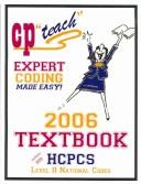 "Cover of: 2006 CP ""Teach"" Textbook: Expert Coding Made Easy! with HCPCS"