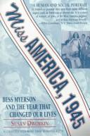 Cover of: Miss America, 1945