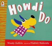 Cover of: Howdi do