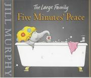 Cover of: Five Minutes' Peace
