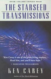Cover of: The starseed transmissions