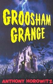 Cover of: Groosham Grange