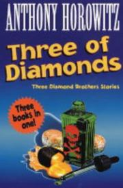 Cover of: Three of diamonds