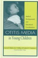 Cover of: Otitis media in young children