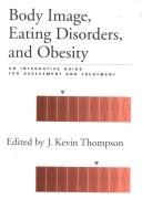 Cover of: Body image, eating disorders, and obesity |
