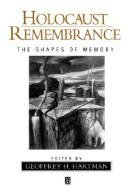 Cover of: Holocaust Remembrance
