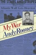 Cover of: My war | Andrew A. Rooney
