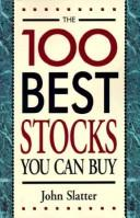 Cover of: The 100 Best Stocks You Can Buy