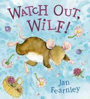 Cover of: Watch Out, Wilf!