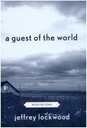 Cover of: A Guest of the World