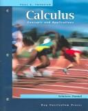 Cover of: Calculus | Paul A. Foerster