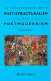 Cover of: Introductory Guide to Post-structuralism and Post-modernism, An