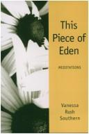Cover of: This Piece of Eden