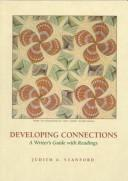 Cover of: Developing Connections