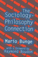 Cover of: The Sociology-Philosophy Connection