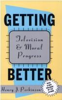 Cover of: Getting Better