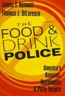 Cover of: The food & drink police
