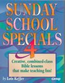 Cover of: Sunday school specials