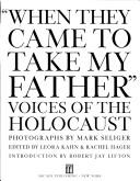 Cover of: When They Came to Take My Father