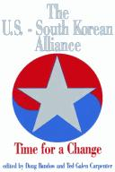 Cover of: The U.S.-South Korean Alliance |