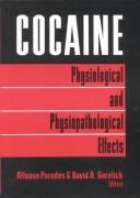 Cover of: Cocaine
