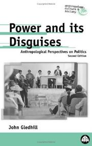 Cover of: Power And Its Disguises