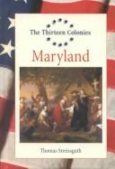 Cover of: Maryland | Thomas Streissguth