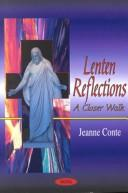 Cover of: Lenten Reflections