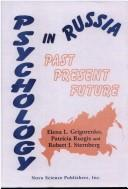 Cover of: Psychology of Russia