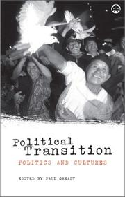 Cover of: Political Transition