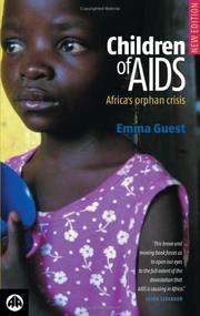 Cover of: Children of AIDS | Emma Guest