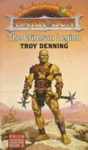 Cover of: The Crimson Legion (Dark Sun World)