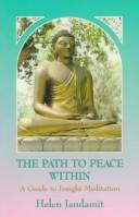 Cover of: The path to peace within