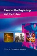Cover of: Cinema | edited by Christopher Williams.