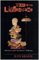 Cover of: Teaching Literature