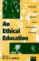 Cover of: An Ethical Education | Mortimer Sellers