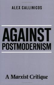 Against Post-modernism