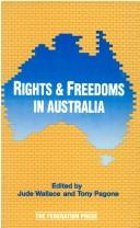 Cover of: Rights and Freedoms in Australia
