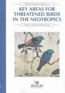 Cover of: KEY AREAS FOR THREATENED BIRDS