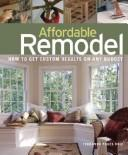 Cover of: Affordable Remodel