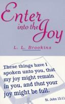 Cover of: Enter into the Joy