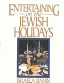 Cover of: Entertaining on the Jewish Holidays