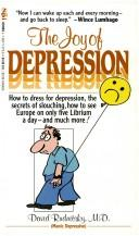 Cover of: The Joy of Depression