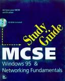 Cover of: MCSE study guide |