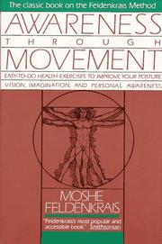 Cover of: Awareness through movement