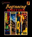 Cover of: Beginning Writing 1 (Curriculum Binders (Reproducibles))